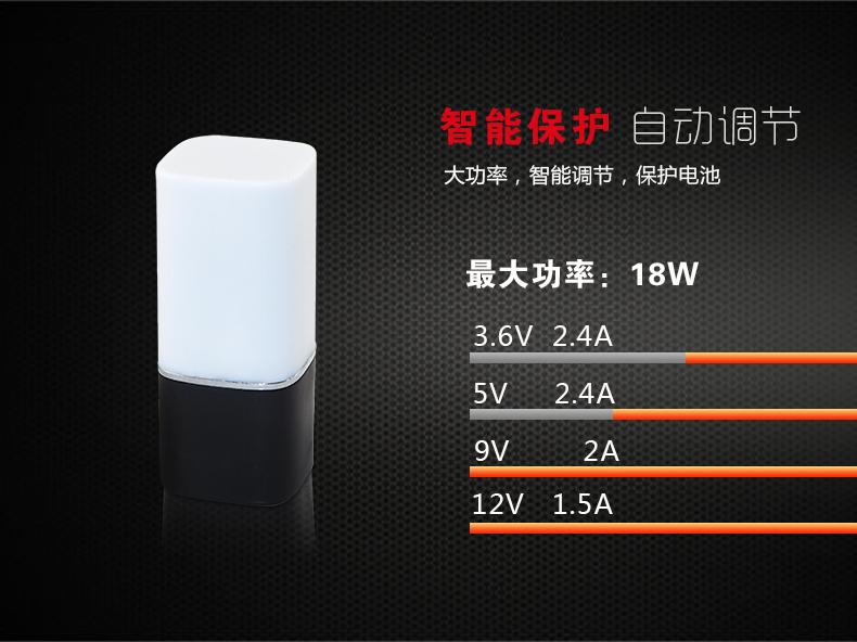 qc3.0充电器